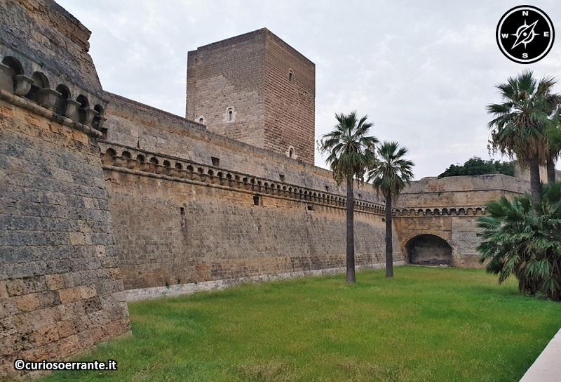 Bari - il Castello Svevo