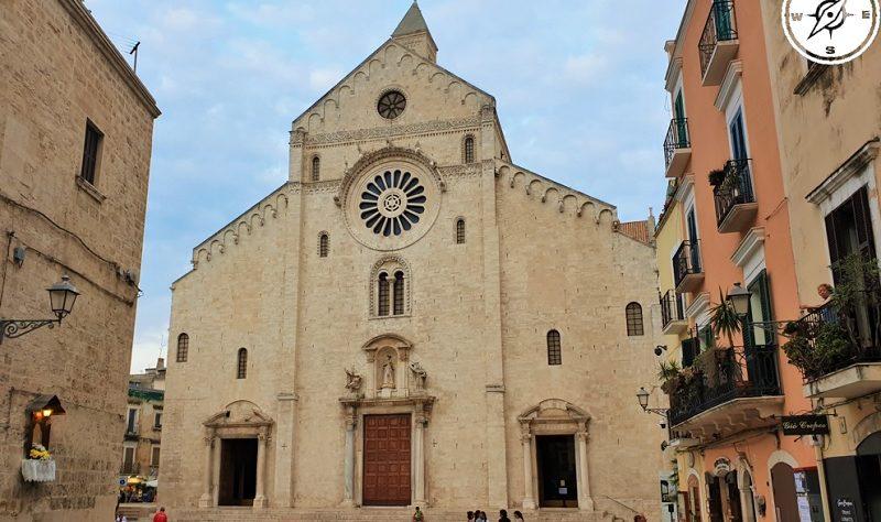 Bari - la cattedrale di San Sabino