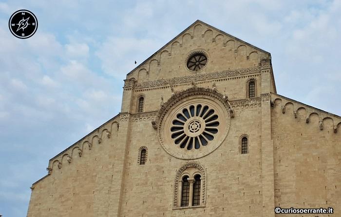 Bari - la cattedrale di San Sabino - facciata