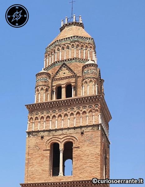 Gaeta - Campanile della Cattedrale di Gaeta