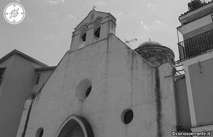 Gaeta - Chiesa di San Giovanni Evangelista a Mare