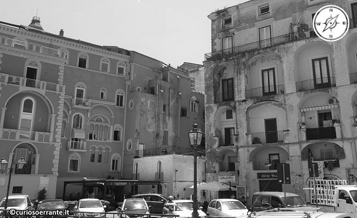 Gaeta - Palazzi del centro storico