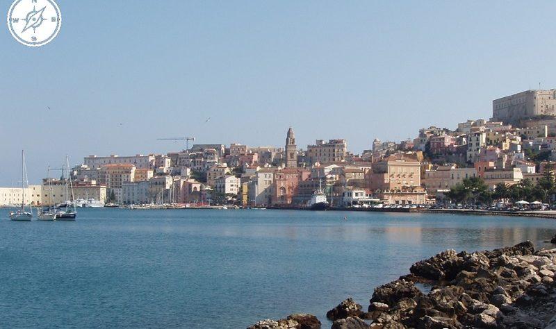 Gaeta - Panorama della parte più antica