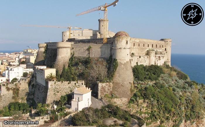 Gaeta - castello angioino aragonese