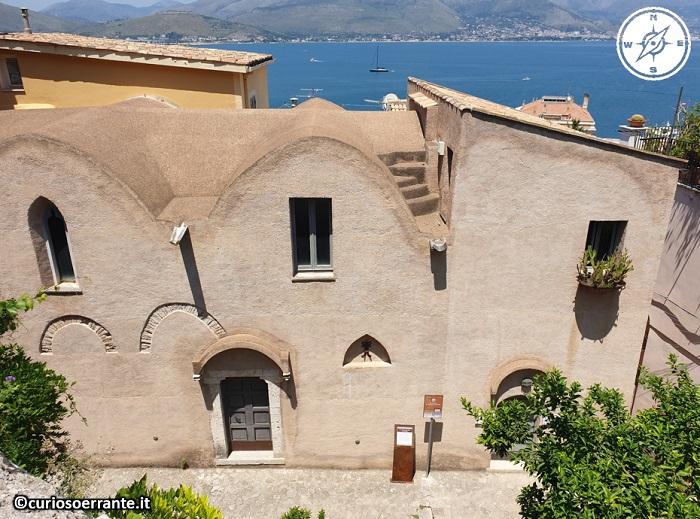 Gaeta - ex chiesa di San Giovanni Battista