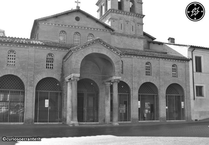Roma - Basilica di Santa Maria in Cosmedin - facciata