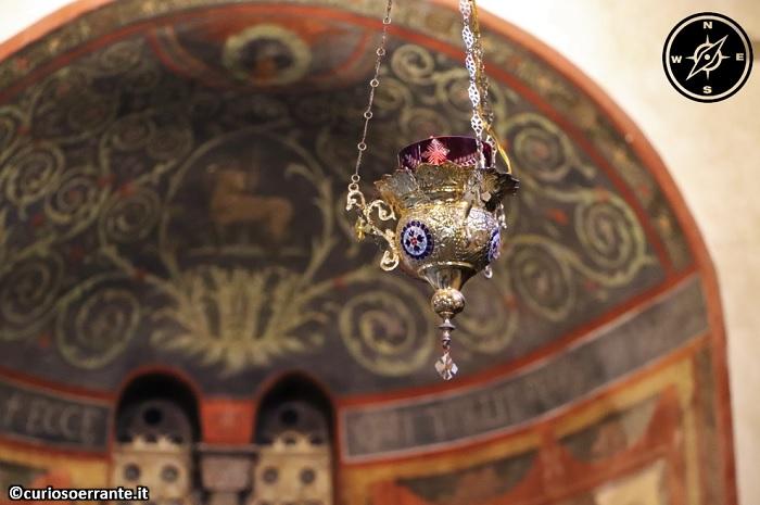 Roma - Basilica di Santa Maria in Cosmedin - interno