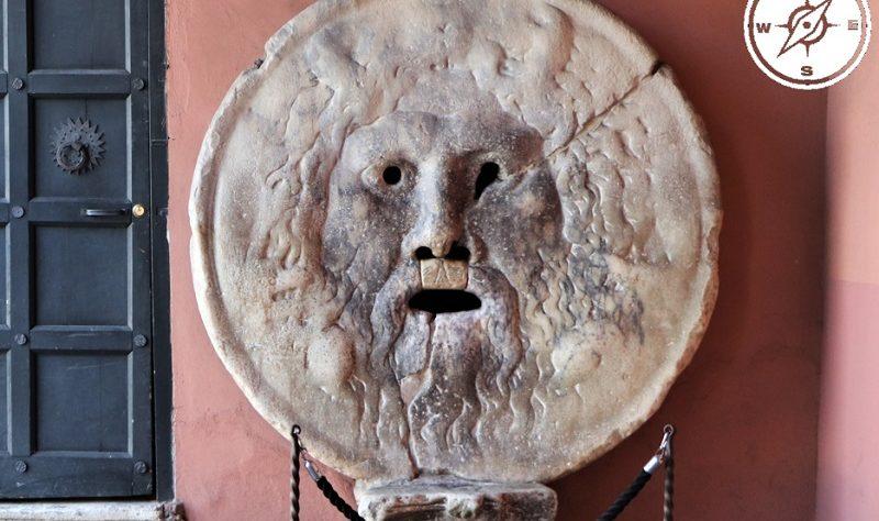 Roma - La bocca della verità