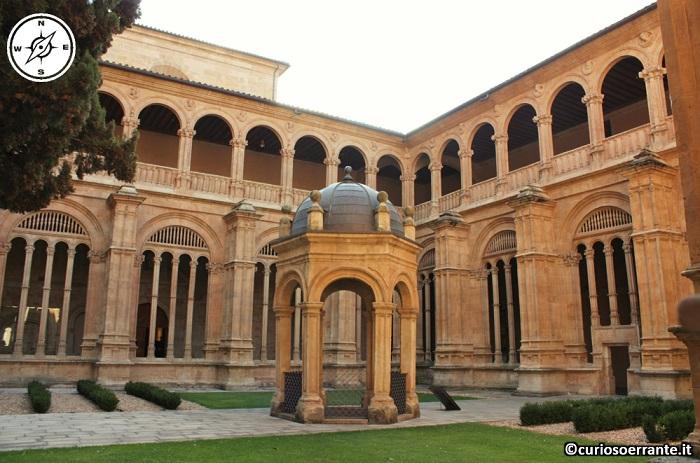 Salamanca - Convento de San Esteban e Claustro de los Reyes