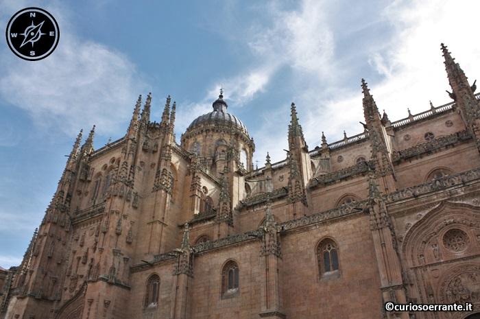 Salamanca - La Cattedrale Nuova