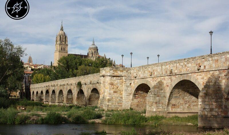 Salamanca - il Ponte Romano