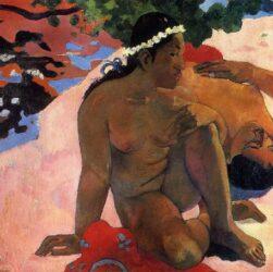 Paul Gauguin - Aha oe feii 1892