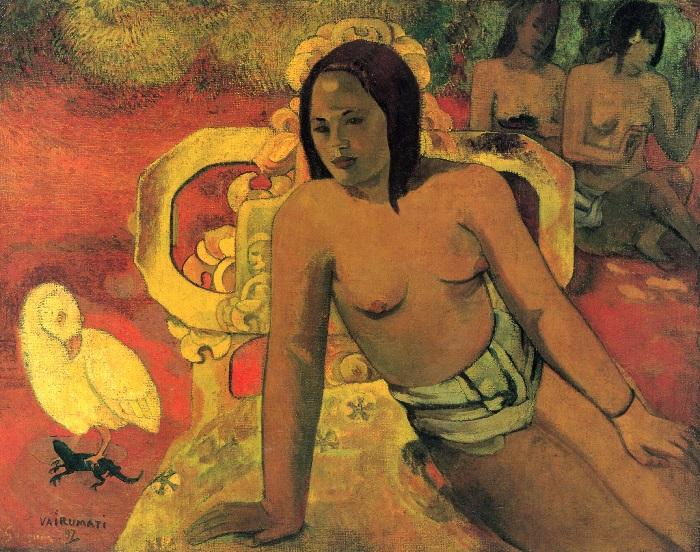 Paul Gauguin - Vairumati 1892