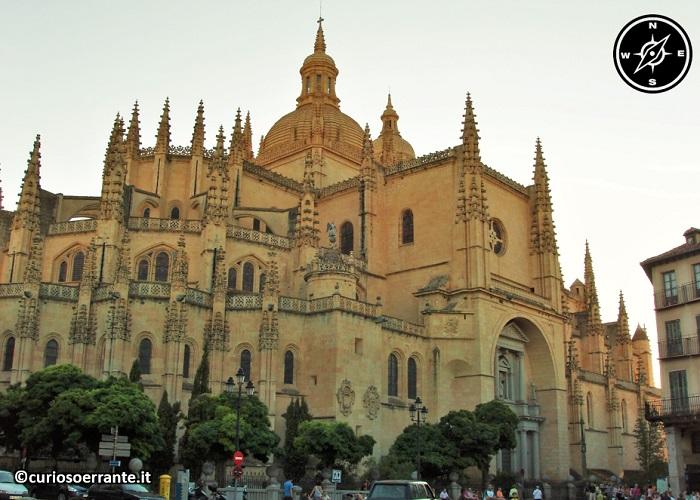 Segovia - Cattedrale