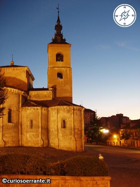 Segovia - Iglesia de San Millán