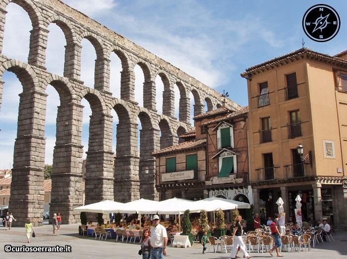 Segovia - acquedotto romano 2