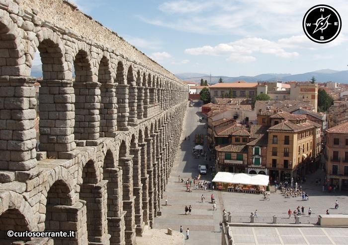 Segovia - acquedotto romano