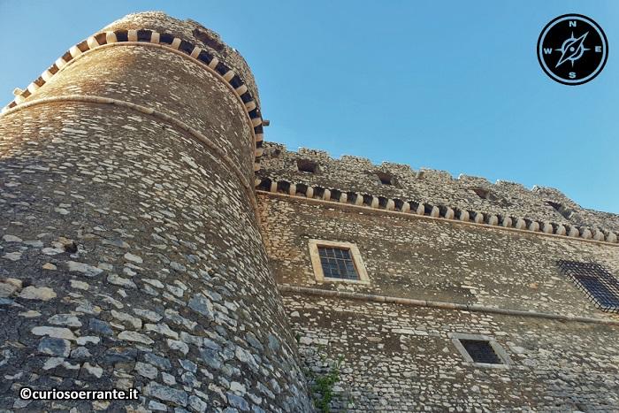 Sermoneta - castello Caetani