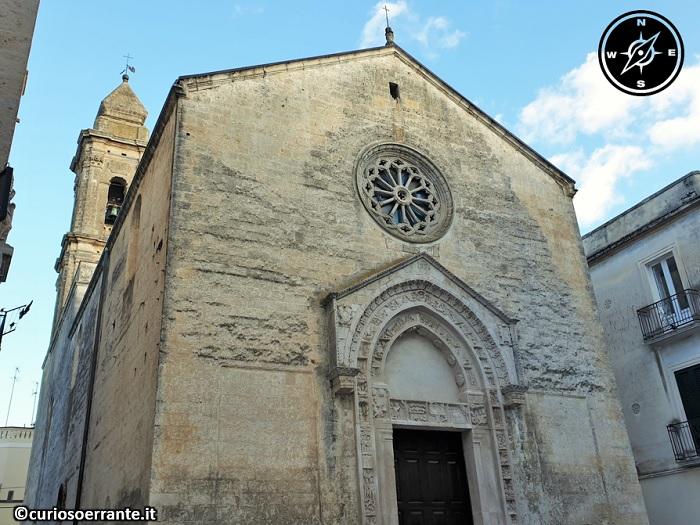 Altamura - Chiesa di San Nicola dei Greci