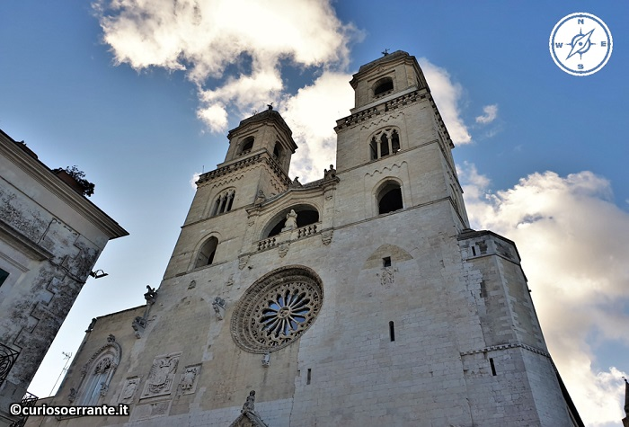 Altamura - Facciata della cattedrale