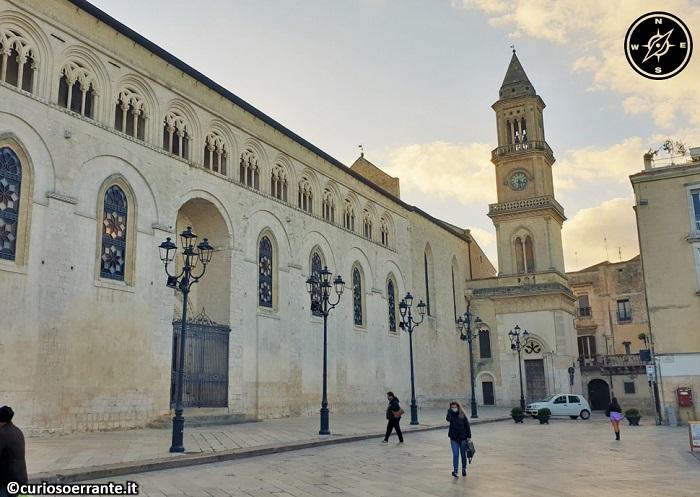 Altamura - Piazza della cattedrale