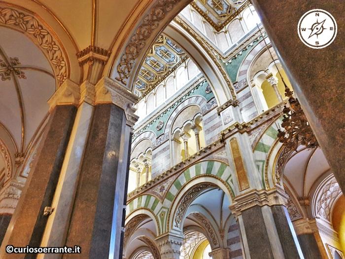 Altamura - interno della cattedrale