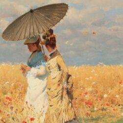 Giuseppe De Nittis tra realismo, macchiaioli e impressionismo
