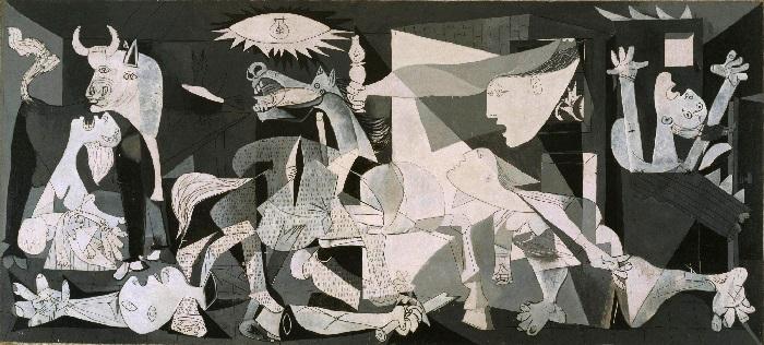 Pablo Picasso - Guarnica (1937)