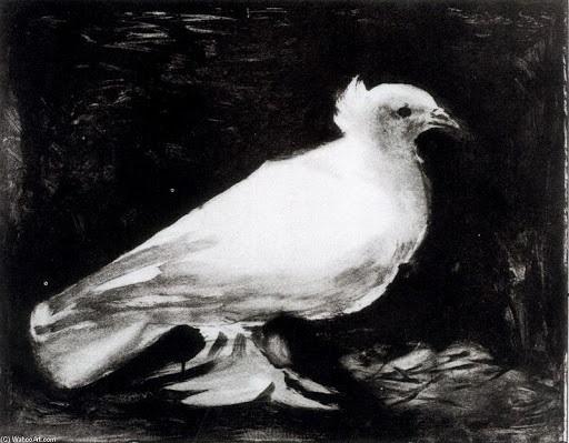 Pablo Picasso - La colomba (1949)