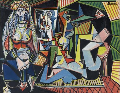 Pablo Picasso - Le donne di Algeri (1955)