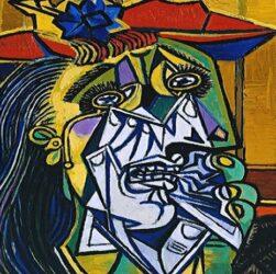 Pablo Picasso ed il cubismo