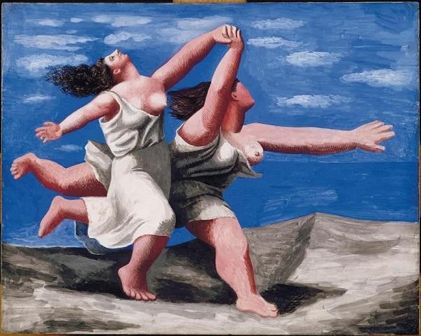 Pablo Picasso - le Bagnanti (1918)