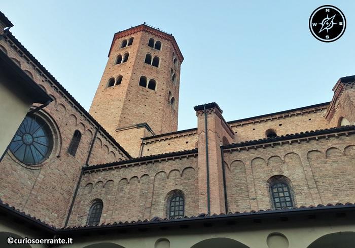 Piacenza - Basilica di Sant'Antonino - campanile