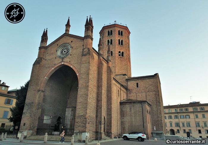 Piacenza - Basilica di Sant'Antonino