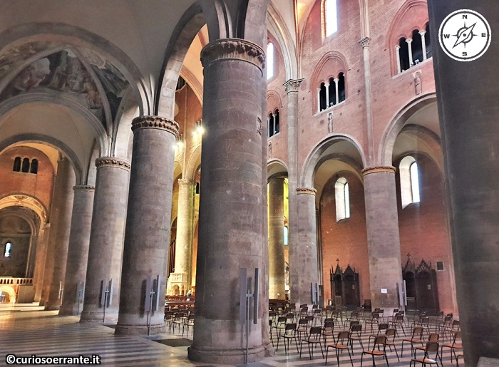 Piacenza - Cattedrale di Santa Maria Assunta e Santa Giustina - interno
