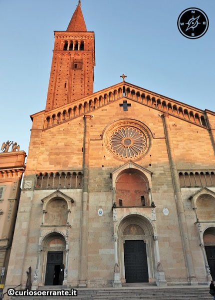 Piacenza - Cattedrale di Santa Maria Assunta e Santa Giustina