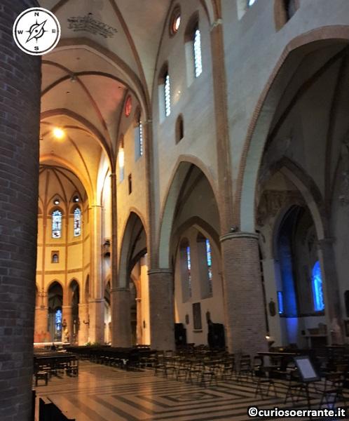 Piacenza - Chiesa di San Francesco - interno