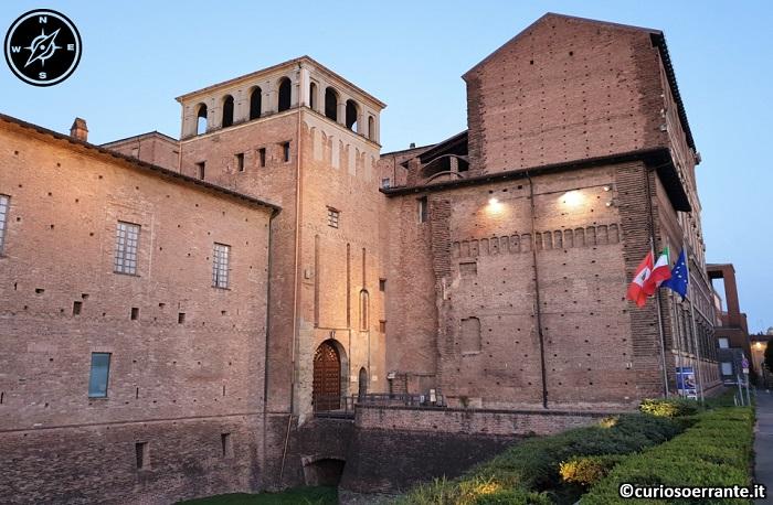 Piacenza - Palazzo Farnese - entrata