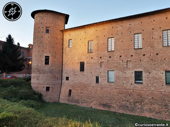 Piacenza - Palazzo Farnese - lato meridionale