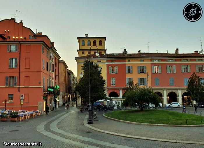 Piacenza - Piazza del duomo