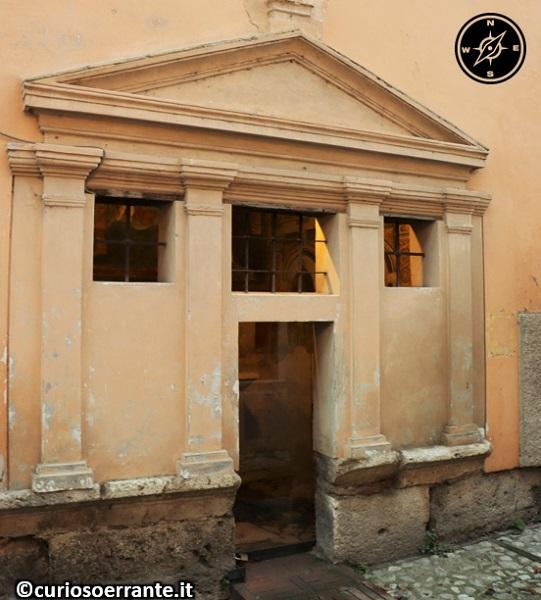 Spoleto - Cappelletta della Madonna del Pozzo