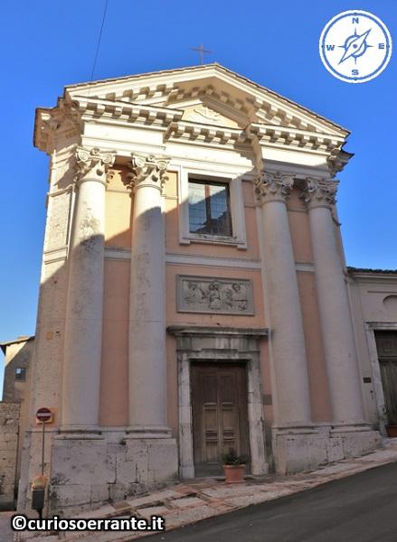 Spoleto - Complesso di Sant'Ansano