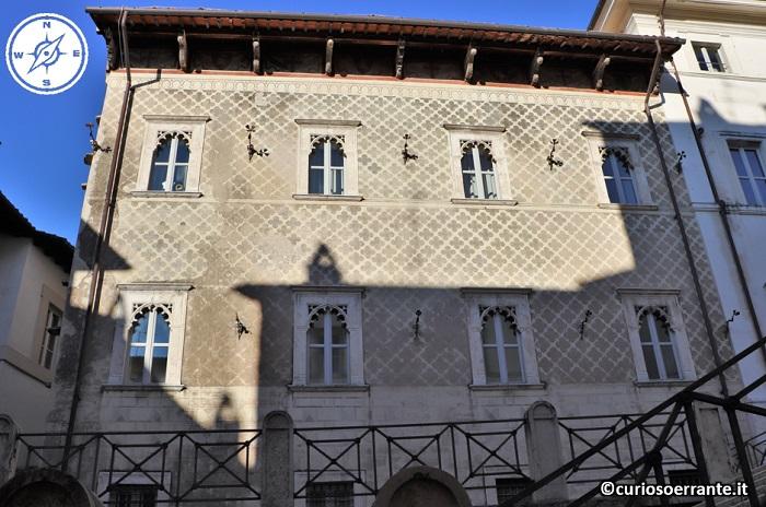 Spoleto - Palazzo Brancaleoni