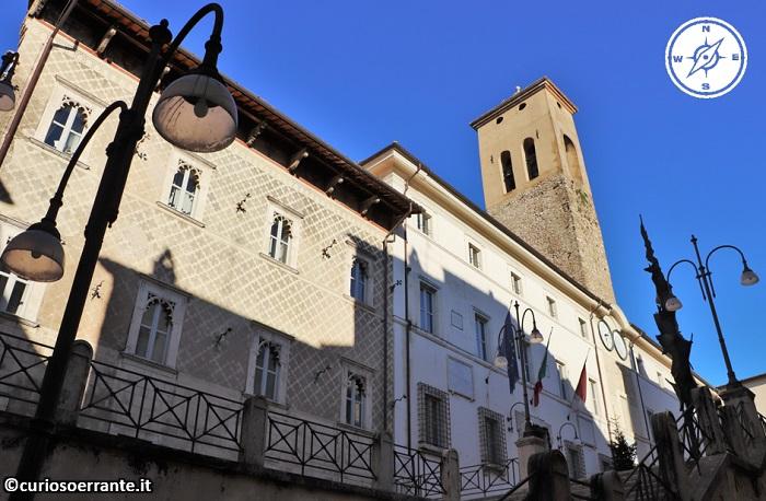 Spoleto - Palazzo comunale