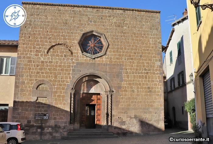 Tuscania - Chiesa di San Marco