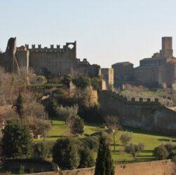 Tuscania - Paesaggio