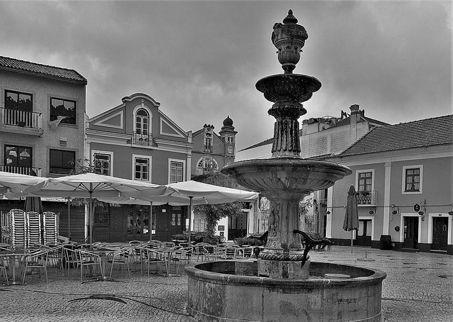 Aveiro - Praça do Peixe