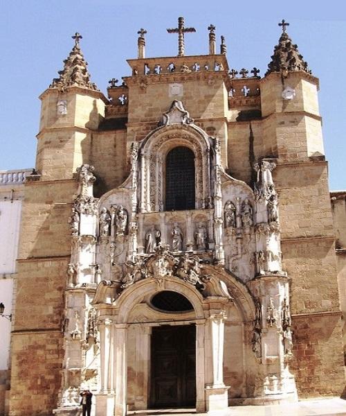 Coimbra - Igreja de Santa Cruz