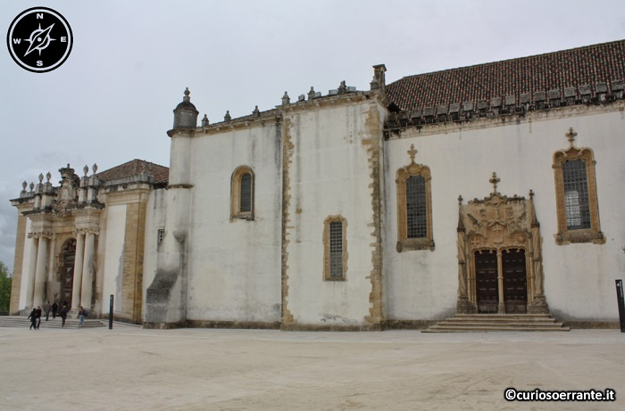 Coimbra - Paço das Escolas - Capela de São Miguel
