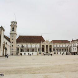 Coimbra - Paço das Escolas Università